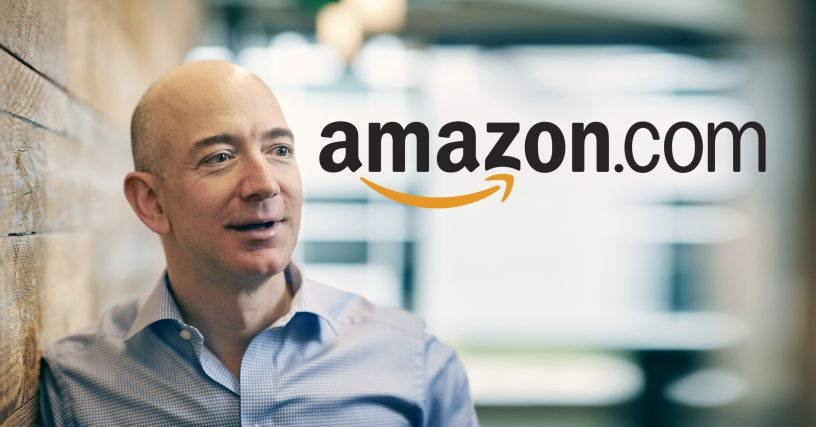 Jeff bezos pendiri Amazon